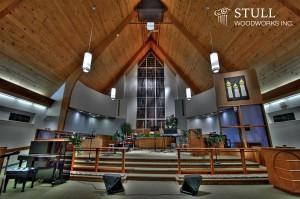 Cherry Church Sanctuary