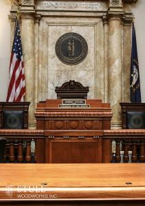 Senate President Bench