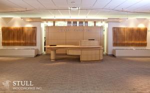 Ash Reception Desk
