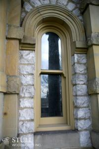 Exterior Window Restoration