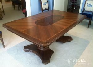 Walnut Dining Room Table