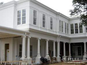 Texas Governor's Mansion Restoration